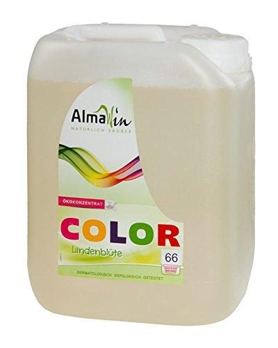 Waschmittel Color Lindenblüte Kanister 5 l - ALMAWIN