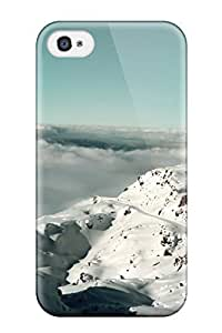 AmandaMichaelFazio Design High Quality Alps Mountains France Cover Case With Excellent Style For Samsung Galaxy S6 Case Cover