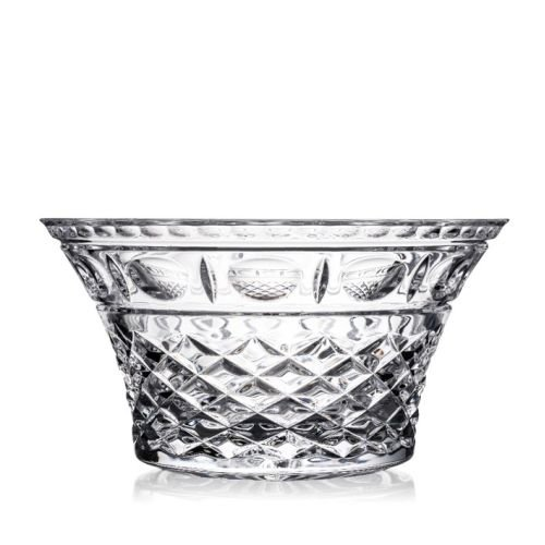 - Waterford Heritage Leonora Crystal Serving Bowl Centerpiece, 10 Inches