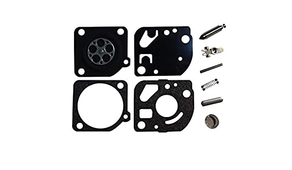 Kit de reparación y reconstrucción de carburador sustituye a ...