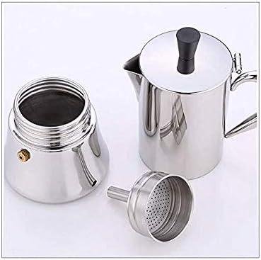 TWDYC Machine à café - Cafetière avec Paquet de gousses de café, café à café