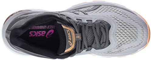 Grey 6 Running carbon mid Rose Asics Chaussures Multicolore 020 2000 Gt Femme De OEOvqXB