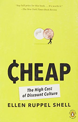 Price comparison product image Cheap: The High Cost of Discount Culture