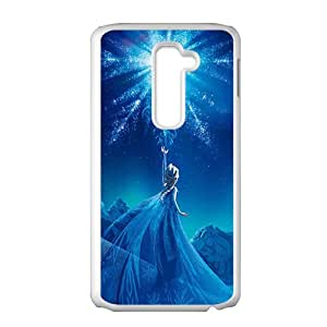 Frozen White Phone Case For LG G2