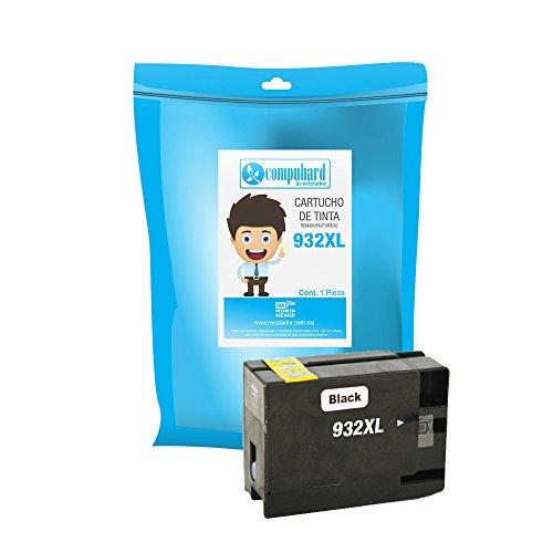 Compuhard & Reciclador Tinta Compatible HP 932 XL Negro