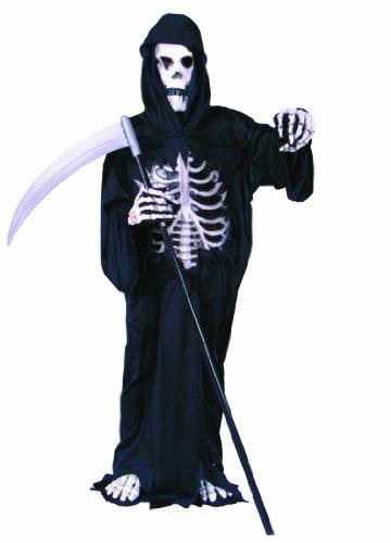 Dark Grim Reaper Costume - RG Costumes Dark Reaper, Child Large/Size 12-14