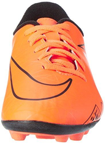 Nike Jungen Jr Hypervenom Phade II FG-r Fußballschuhe, Bronze, UK total orange