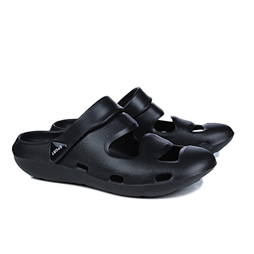 Outdoor Women's Men's TORISKY Sandals House Water Shoes Black Clogs Slippers Beach 8wqT65dxq