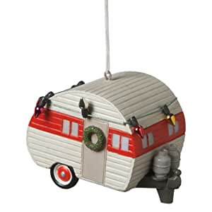 Camper Trailer Ornament by Midwest-CBK