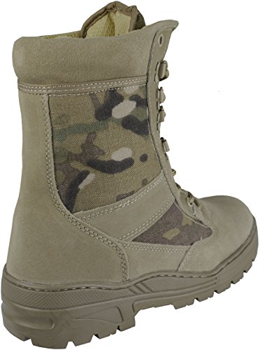Savage Sav Camouflage Island Combat De Camo Bottes rrqzX