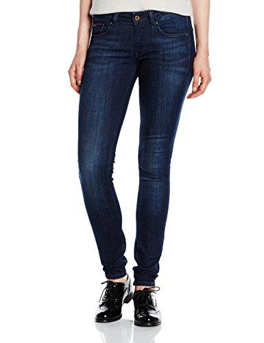 Jeans Denim Stretch Hilfiger Dark Sophie Skinny Women's Low Blue Rise w1wxqZYdU