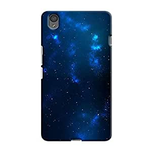 Cover It Up - Star Cloud Blue Space 04 OnePlus X Hard Case