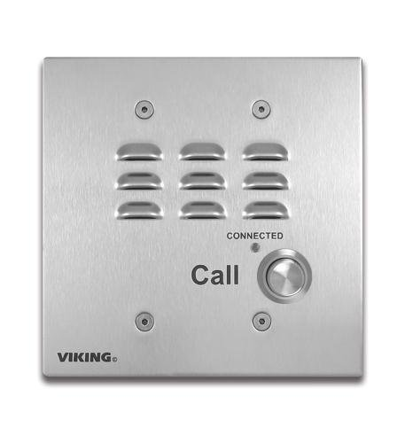 Amazon.com: Viking Electronics E-32-IP Voip Entry Phone Mounts: Home Audio & Theater