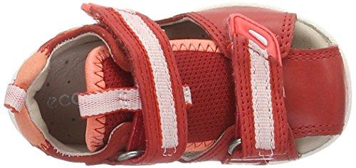 Ecco Baby Mädchen Lite Infants Sandal Lauflernschuhe Rot (50291TOMATO/CORAL)