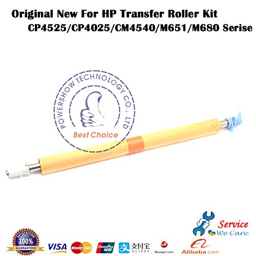 (Printer Parts Original New Secondary Transfer Roller CC493-67908 RM1-7642-000CN RM1-7642 for HP4525 HP4025 HP CM4540 M651 M680 Serise)