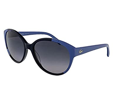 9a3dc3937923 Image Unavailable. Image not available for. Color  Lacoste L774S (424) Blue  Sunglasses 56mm