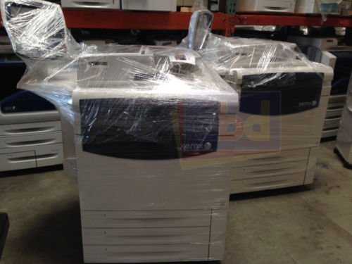 Xerox Digital Color Copiers - Xerox 700i Digital Color Press Laser Production Printer/Copier - 70ppm, Copy, Print, Scan, 3 Trays, Bypass Tray, 497K02420 Offset Catch Tray, BP2 Integrated Fiery Color Server