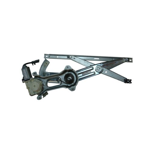 TYC 660252 Ford Mustang Power Replacement Front Driver Side Window Regulator (Ford Side Mustang Window)