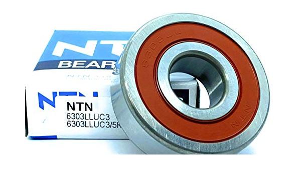 NTN 6303Z Single Row Deep Groove Ball Bearing
