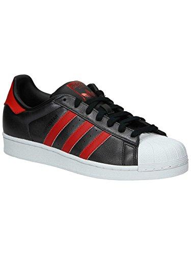 3 Black Core Red 1 collegiate Superstar Schuhe Red 47 collegiate Adidas gpqtv6W