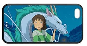 Decent Seller 2001 Japanese animated fantasy film Spirited Away Iphone5C TPU Case Cover