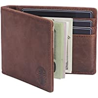 Win & Income RFID Blocking Slim Men's Wallet