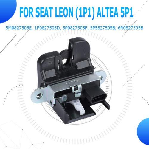 Hatchback cerradura pestillo mecanismo actuateur para maletero para Seat Leon (1P1) Altea 5P1 GREADEN