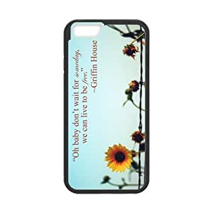 Amazing iphone 6 Case Cover be free s20a 021 sunflower jpg Pattern Tough iphone 6 Hard Back Protector mlb nfl nhl High Quality PC Case Washington Nationals nd00818 for iPhone 6 Case