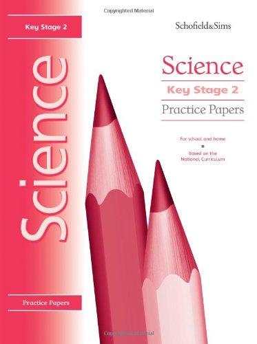 Practice Papers Science Key Stage 2 PDF