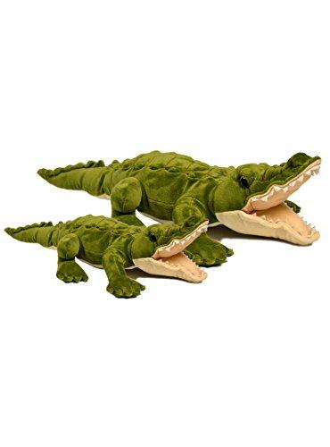 Baberoo Soft Plush Stuffed Animal Children's Toy Alligator, 15 Inches by Baberoo (Image #1)