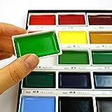 Kuretake GANSAI TAMBI Watercolor 48 Colors
