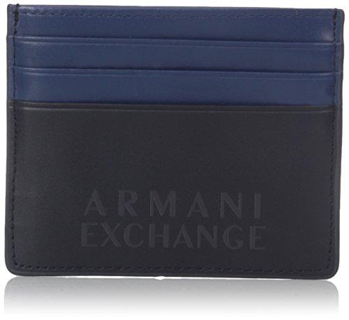 Card Men's A A Holder X Exchange Navy Armani X Credit wqO0X0R