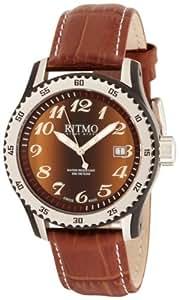 Ritmo Mundo Women's 233 IPB Tiger Eye Extreme Quartz Watch
