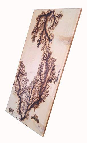 Lightning Board Fractal Wall Art - 12