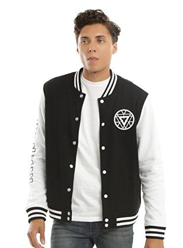 marvel varsity jacket - 6
