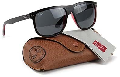 Amazon.com: Ray-Ban RB4147 617187 Sunglasses Matte Black