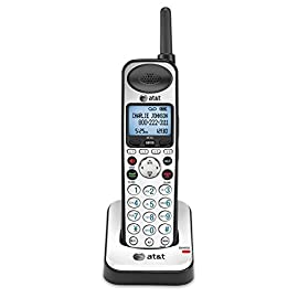 At&t synj sb67158 dect 6. 0 4-line corded/cordless small business phone system with answering system,black/silver 1 refer the user manual and troubleshooting steps below dect 6. 0 technology 1- to 4-line capability. Compatible with tl7600 cordless headset, compatible with tl7800 cordless headset