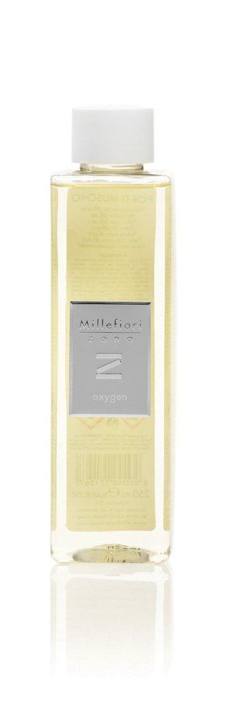 Millefiori Milano Oxygen Diffusor, Weiß, 250 ml Weiß 41REMOX