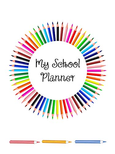 photo regarding Student Planner Printable named : University student Planner - Printable or Electronic e-book