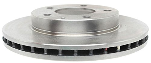 Ford Probe Disc Brake - ACDelco 18A552A Advantage Non-Coated Front Disc Brake Rotor