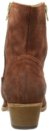 Hudson London Riley 7307405 Damen Stiefel Rot (Rust)