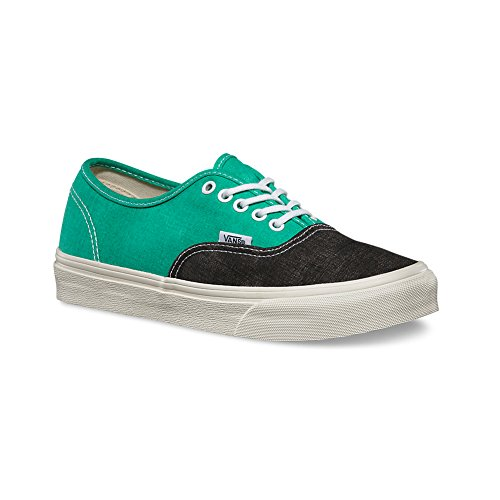 58d6acba496bb2 Vans Unisex Authentic Slim Washed 2 Tone Pool Green Shoes 4.5 6 US - Buy  Online in Oman.