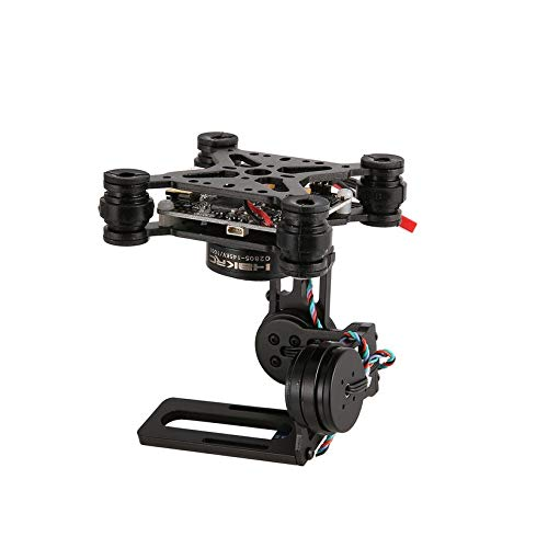 Wikiwand HAKRC 3-Axis Brushless PTZ Control Panel Gimbal for Drone Gopro3/4 Phantom by Wikiwand (Image #5)
