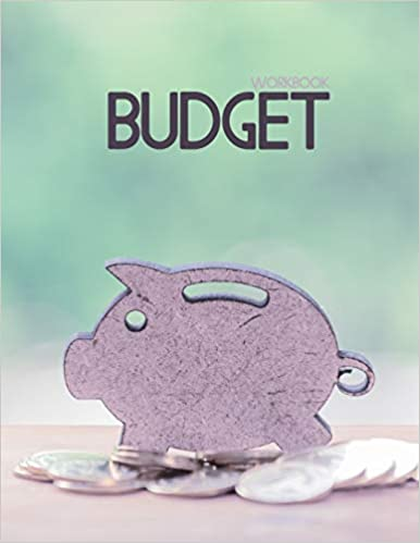 Descargar PDF Gratis Budget Workbook: 12 Month Budget Planner Book
