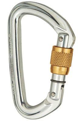 Quicksilver2 Carabiner - Screwgate by Black Diamond