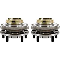 Prime Choice Auto Parts HB613312PR Pair of 2 Front Hub...