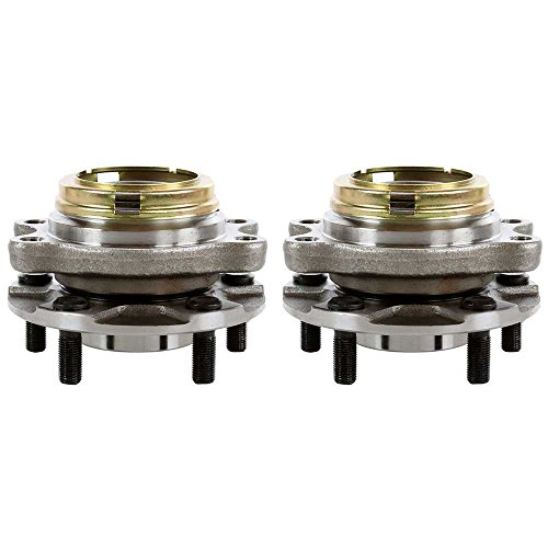(Prime Choice Auto Parts HB613312PR Pair of 2 Front Hub Bearing)