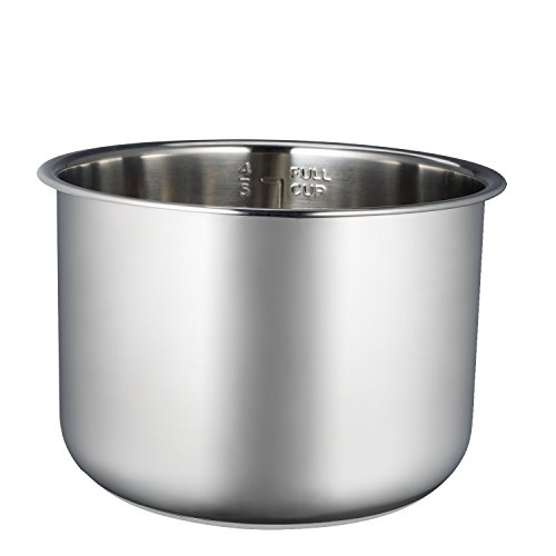 COSORI Inner Pot for Pressure Cooker, Stainless Steel – 6 Quart