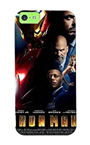 High Quality Tpu Case/ Iron Man Tony Stark Robert Downeygwyneth Paltrow Jeff Bridges Movie Posters Pepper Potts Obadiah 79eed7448 Case Cover For Iphone 5c For New Year's Day's Gift