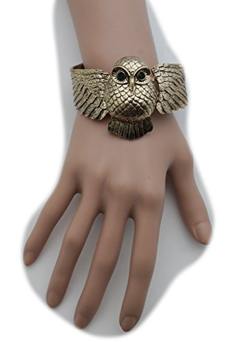 Beyonce Inspired Halloween Costumes (TFJ Women Fashion Jewelry Hand Chain Wrist Bracelet Slave Ring Multi Mini Spider Charms Web Net Silver)